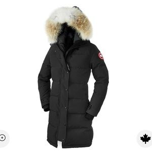 Shelbourne Canada Goose Jacket.